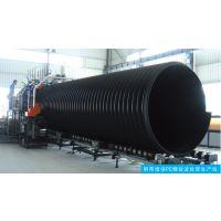 昆明塑料管批发 昆明塑料波纹管价格 云南双壁波纹管 材质HDPE