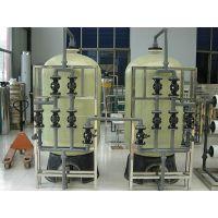 供应山东三一科技50t/h锅炉用水软化水设备超大产水量净水设备