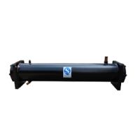 海水冷凝器 海水换热器 冷凝器 壳管换热器 水炮 广州联合冷热设备有限公司