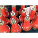 越西县润丰液化气调压器高压管道燃气减压阀小高压RTZ