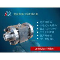 高压天然气球阀Q61N_不锈钢可定制厂家