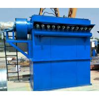 DMC单机脉冲除尘器特点及适用范围
