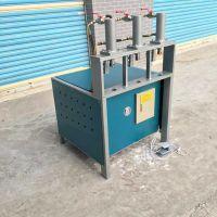 围栏防盗网液压冲孔设备厂家工作效率高不锈钢管材冲孔