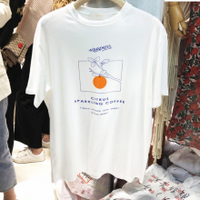 杭州的服装便宜批发工厂清仓大量库存尾货女装T恤低价服装批发男女短袖清仓低价处理