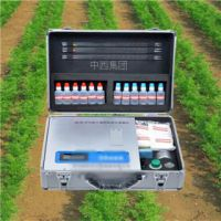 中西dyp 土壤肥料养分速测仪 型号:ZK09/A2库号:M403993