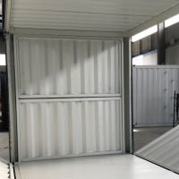 沧州集装箱厂家定做展翼20尺集装箱可扩展可移动集装箱商展房