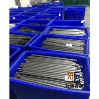 150升车间管件储存桶/不锈钢产品周转桶/耐用牛筋料料PE方桶
