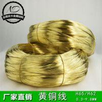 现货供应c2100黄铜线 手串黄铜线 量大优惠