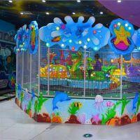 宏德游乐供应互动类游乐设备欢乐喷球车 海洋喷球车