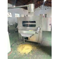 早餐谷物食品生产线 干吃玉米片机械 烘焙熟玉米片生产机械