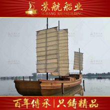 陕西出售纯手工制作景观装饰船/大型仿古海盗船/主题木船装饰