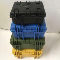 供应派力肯433015三防塑料安全箱便携移动指挥箱防水抗压黑色中型箱防护等级IP67仪器箱设备防护箱