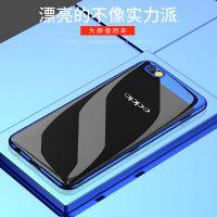 新款OPPO r11s手机壳r11s plus保护套三段电镀tpu软硅胶女性批发