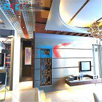 2.5mm铝单板 氟碳喷涂幕墙铝板厂家 铝单板幕墙定制加工