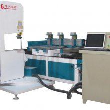 山东华洲数控销售数控带锯机 曲线锯 hz-01 质量保证