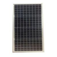 鑫鼎盛XDS-P-45 高效多晶硅A级组件 路灯板 45W太阳能光伏电池板