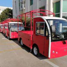苏州吴中区工厂2吨电动货车,可选免维护电池液压尾板平板货车