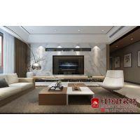 盛和世纪港式风格设计案例-哈尔滨红枫叶装饰公司