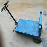 直销蔬菜大棚用电动运输车纯电动工具车重物搬运利器