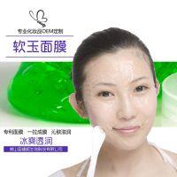 特色面膜代加工 可拉伸的特色软玉面膜OEM