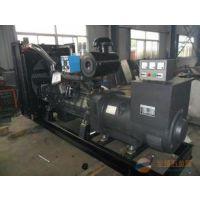 甘肃发电机厂家280KW上海柴油机SC13G420D2自启动柴油发电机组出厂