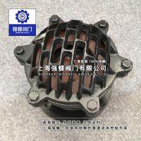 铸铁法兰底阀H42X-2.5 铸铁法兰水泵止回阀 进水口单向阀DN40 50 65