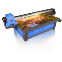 供应理光爱普色东芝赛尔大中小一站式采购UV平板打印机