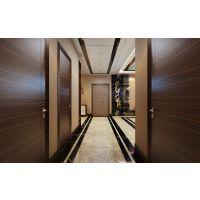 哈尔滨明居装饰打造简欧风格三室二厅--126米