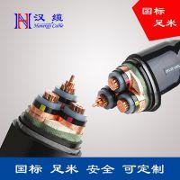 东营汉能 交联聚乙烯绝缘聚氯乙烯护套钢带铠装电力电缆