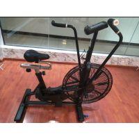 室内风阻动感单车风扇健身车健身房器材室内脚踏车减肥器材厂价促销