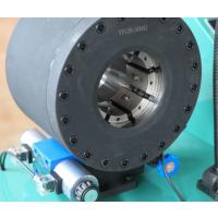 上海郢盛是国内专业生产高压油管扣压机厂家
