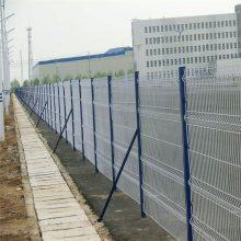 围墙护栏网生产 框架护栏网 生态园围栏网