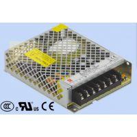 创联电源A-100FAN-24,24V100W 超薄低功耗高效带认证电源