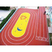 专业承接石家庄塑胶运动跑道,足球场