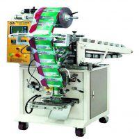 膨化食品小吃薯条小型立式包装机自动计量称重灌装机械