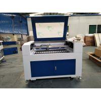 厂家直销镭曼9060优惠 木板 橡胶板 亚克力大理石刻章激光雕刻机
