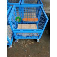 东莞丰菱非标定制各类物料笼 物料周转箱 带脚轮周转笼