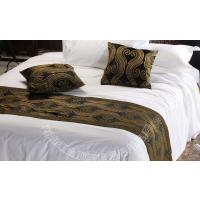 南通红金顶酒店床上用品70%冬季鸭绒被批发