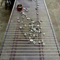 宁津乾德304不锈钢高温炉网带经销商 耐高温输送网带不变形