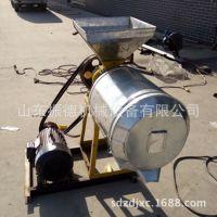 粮食加工电动磨面机 五谷杂粮磨面机 高粱磨面机 振德牌