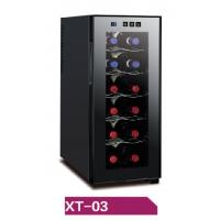 煊霆红酒柜XT-03 餐厅红酒柜 简约现代