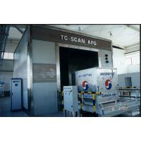航空货运集装箱检查系统
