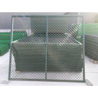 厂家直销高速公路护栏网绿色防护网围栏 双边丝 防跨越护栏
