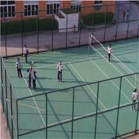 学校球场围网l学校球场护栏网l框架勾花网厂家