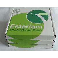 英国ESTERLAM塑料聚酯涂布刮刀E系列胶印上光刮墨刀片