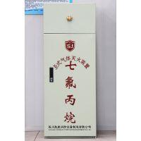 四川成都柜式七氟丙烷气体灭火装置GQQ120/2.5四川胜捷生产厂家