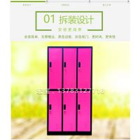 武汉涮卡电子存包柜图书馆扫码寄存柜厂家