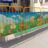 优质铁马围栏批发 大型展会围栏隔离栏 临时移动护栏