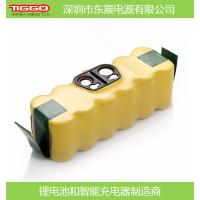 替代 IROBOT 14.4V 2500MAH扫地机电池 ROOMBA500吸尘器电池