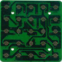 生产碳油罐孔线路板 低单价碳油灌线路板 遥控线路板 PCB爱悦线路板生产商